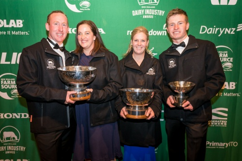 2017 NZDIA Major Category Winners