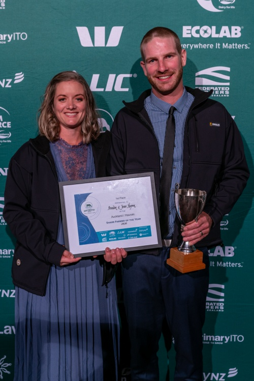 Auckland Hauraki Share Farmer of the Year