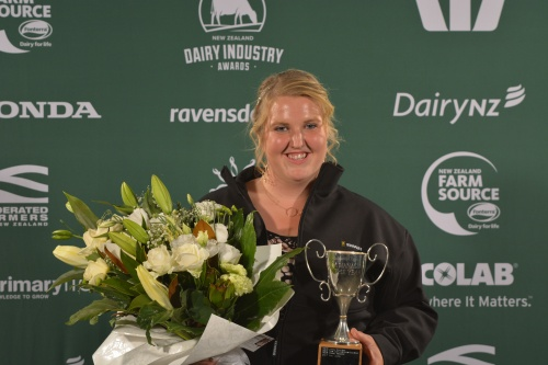 Southland Otago Dairy Manager of the Year Ann Linton